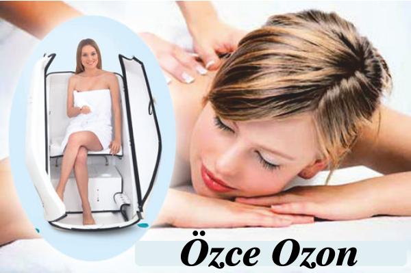 ozon sauna masaj